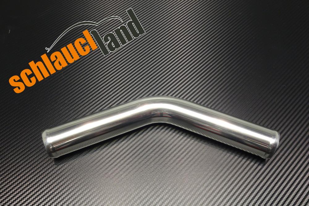 Alu-Bogen 30° Außendurchmesser 34 mm