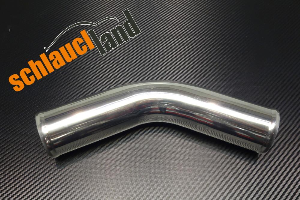 Alu-Bogen 30° Außendurchmesser 70 mm