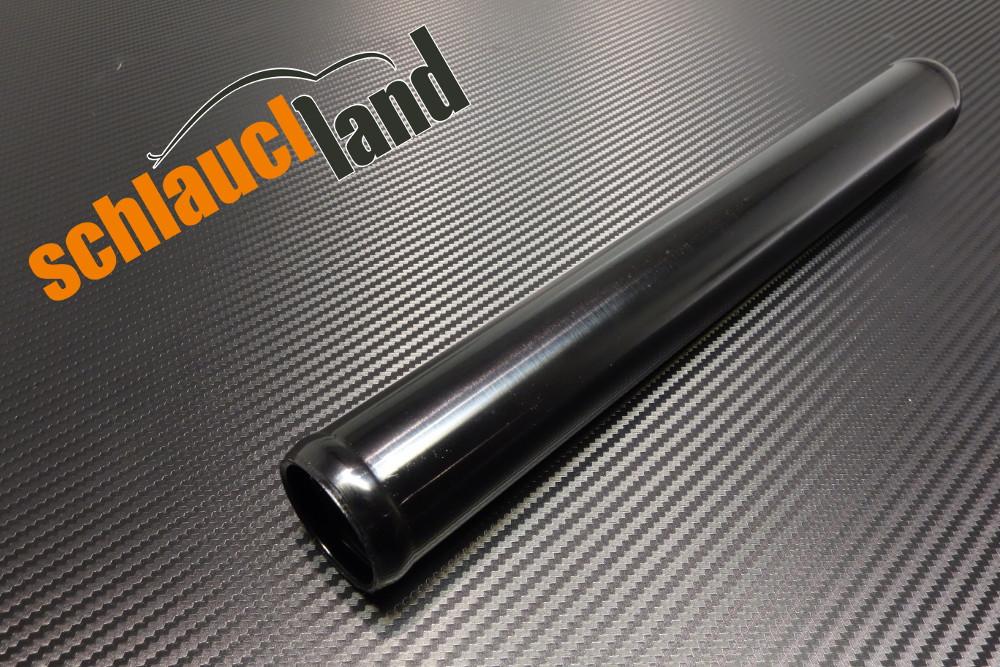 Alu-Rohr 60cm Außendurchmesser 30mm schwarz eloxiert