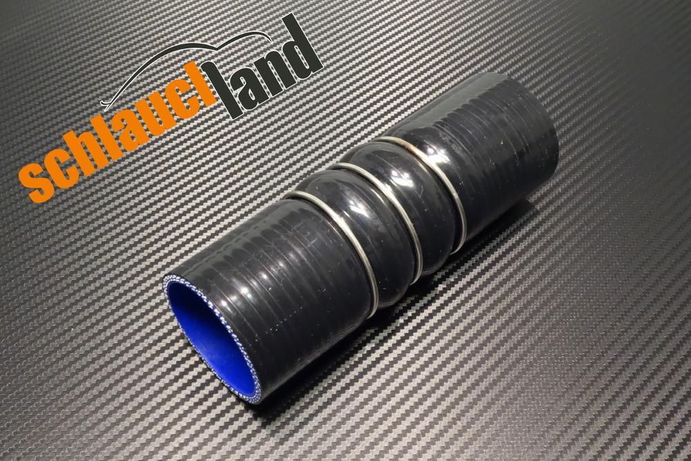Flex-Verbinder ID 38mm / Schwarz
