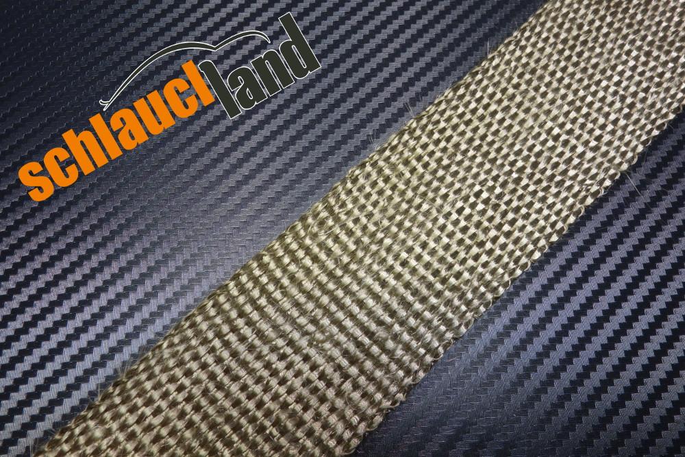 Titan Hitzeschutzband 25mm x 30 Meter + 10 Kabelbinder