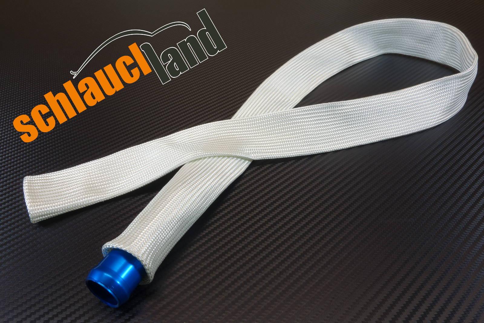 1m FITEX Hitzeschutzschlauch Größen 7-50mm *** Kabelschutz ...