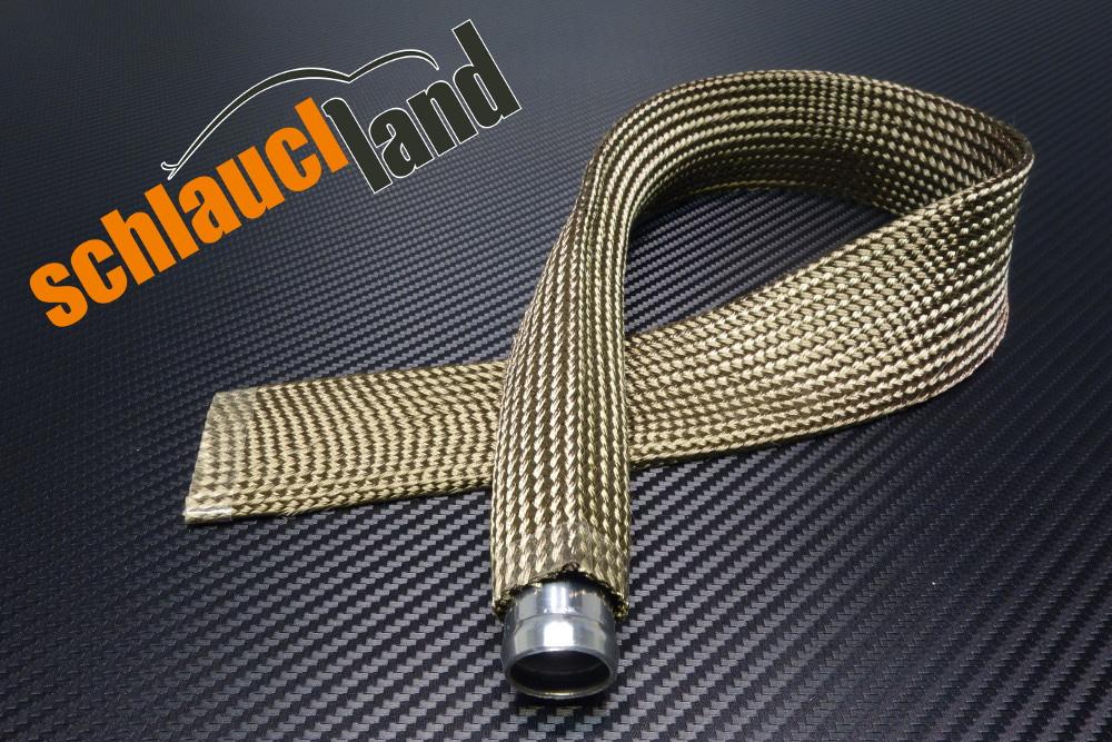 1m Kevlar Titan Hitzeschutzschlauch ID 20 mm