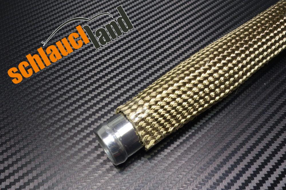 1m Kevlar Titan Hitzeschutzschlauch ID 15 mm