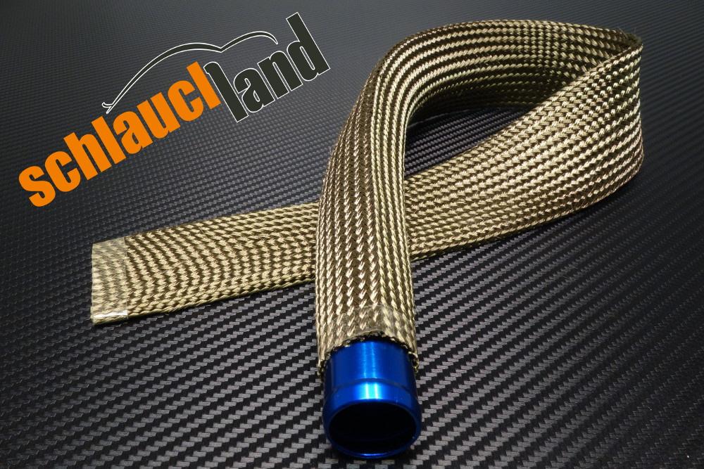 1m Kevlar Titan Hitzeschutzschlauch ID 30 mm