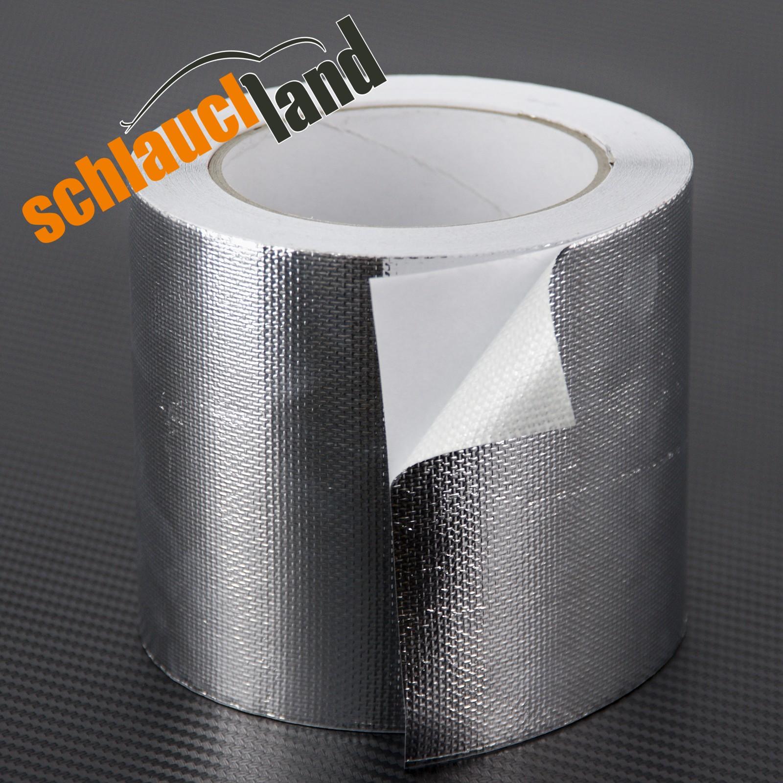 Aluminium Klebeband 75mm breit 50m lang